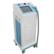 MI-V-C600-12-All-H(30*20) 1200w high power micro channel 808nm laser hair removal machine